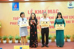 PetroVietnam's Labor Union support employees of PV Security to build new house as a part of Cozy Union program